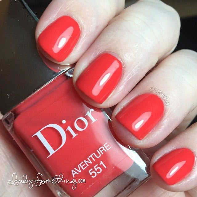 Dior Vernis. AVENTURE 551