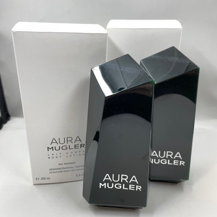 Thierry Mugler Aura Body Lotion Tester 2