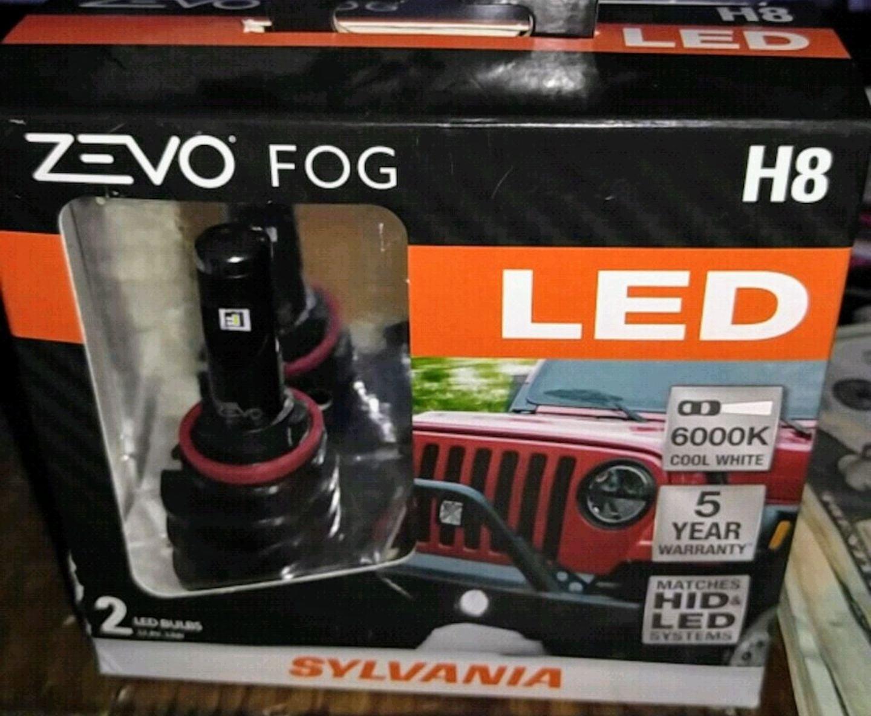 LED ZEVO Fog lights