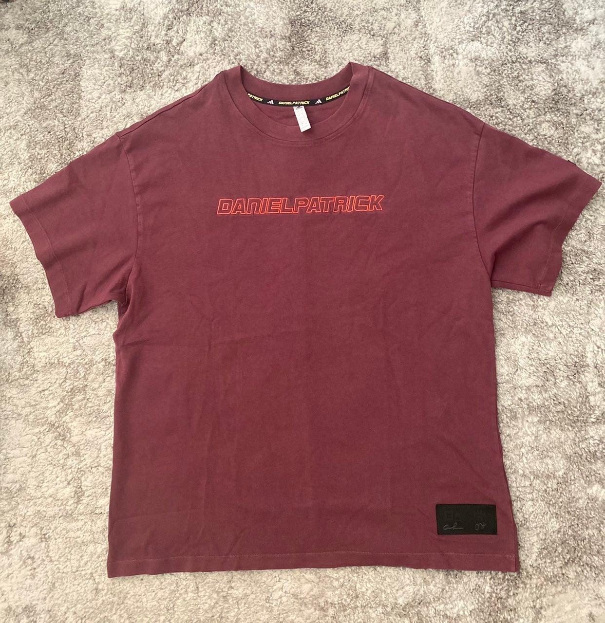 Adidas Daniel Patrick Shirt Burgundy JH