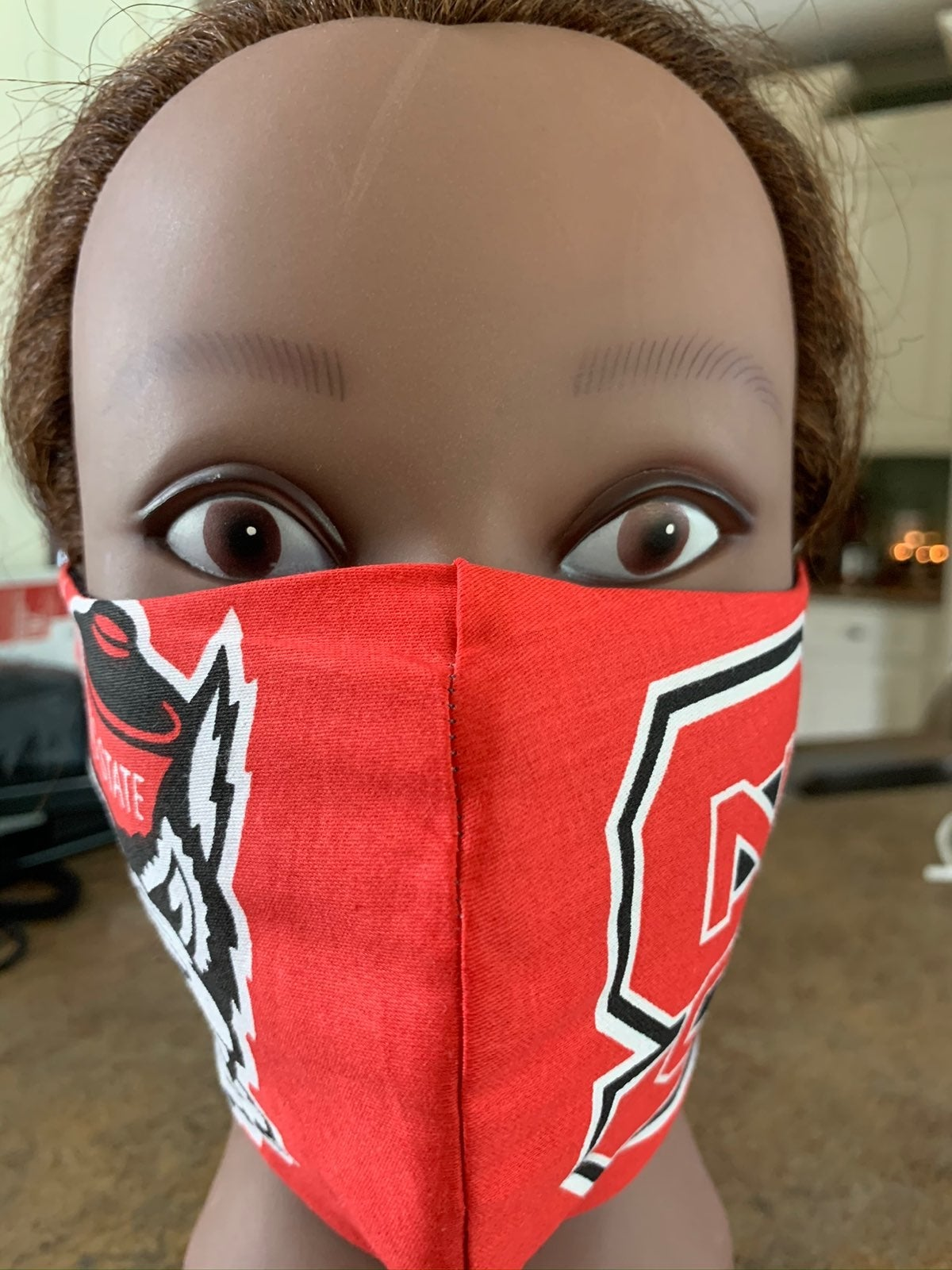 NC State Face mask