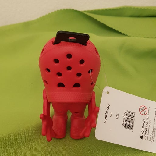Crocs croslite guy red