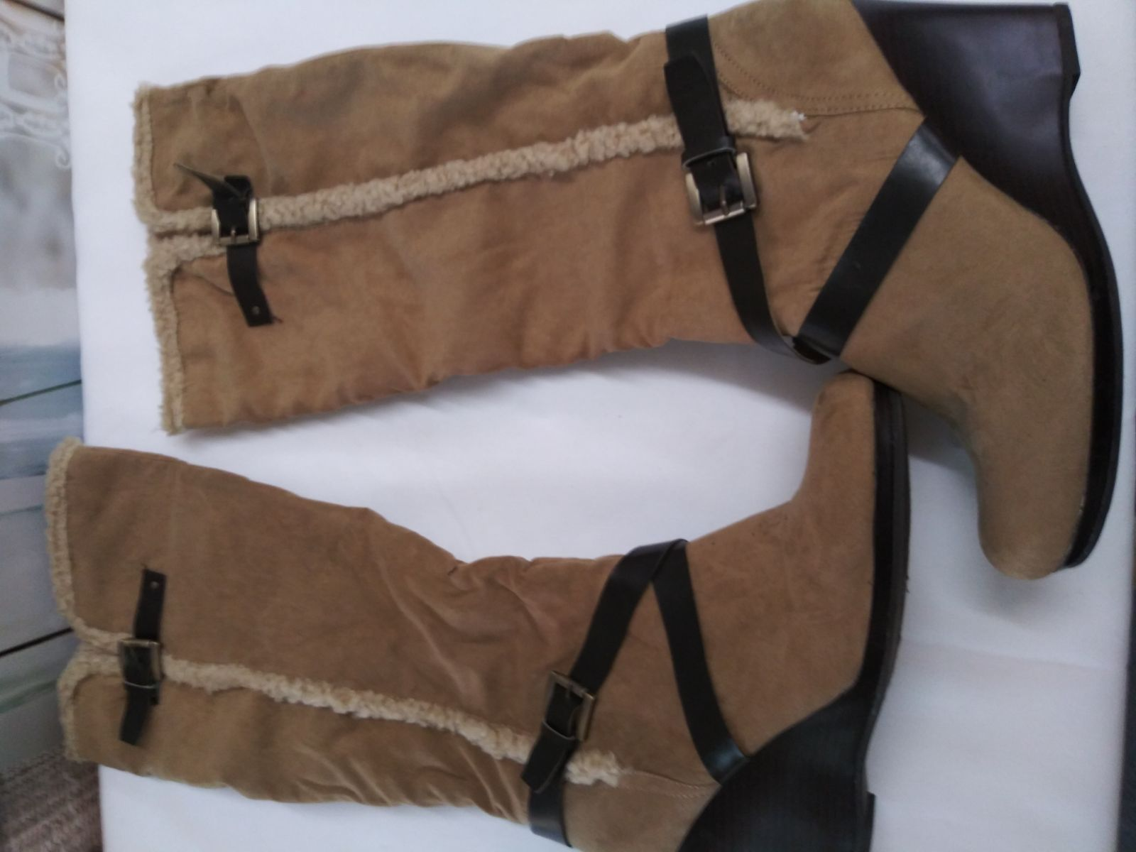 Italian Design Boots By Paolo Sz.9M (LNC