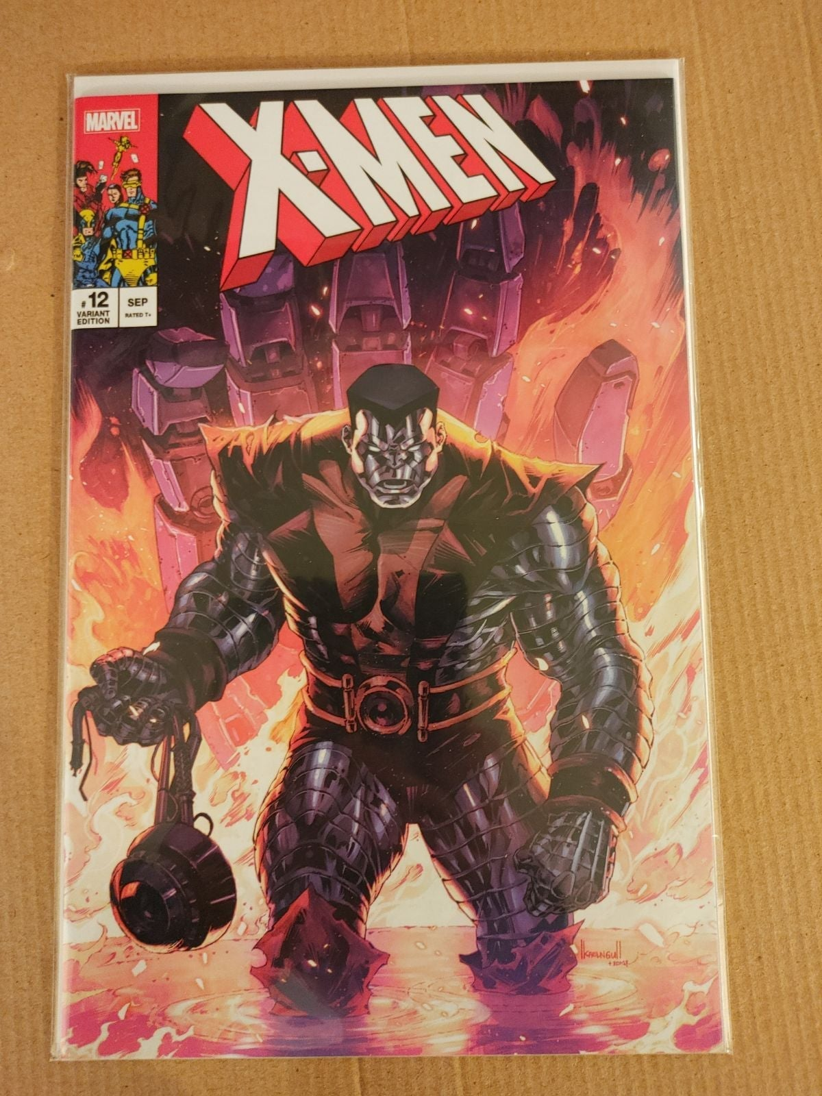 X-men 12 Kael Ngu Unknown Exclusive