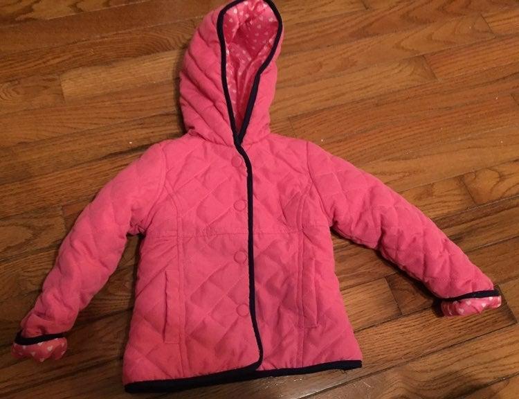 18 months girls jacket
