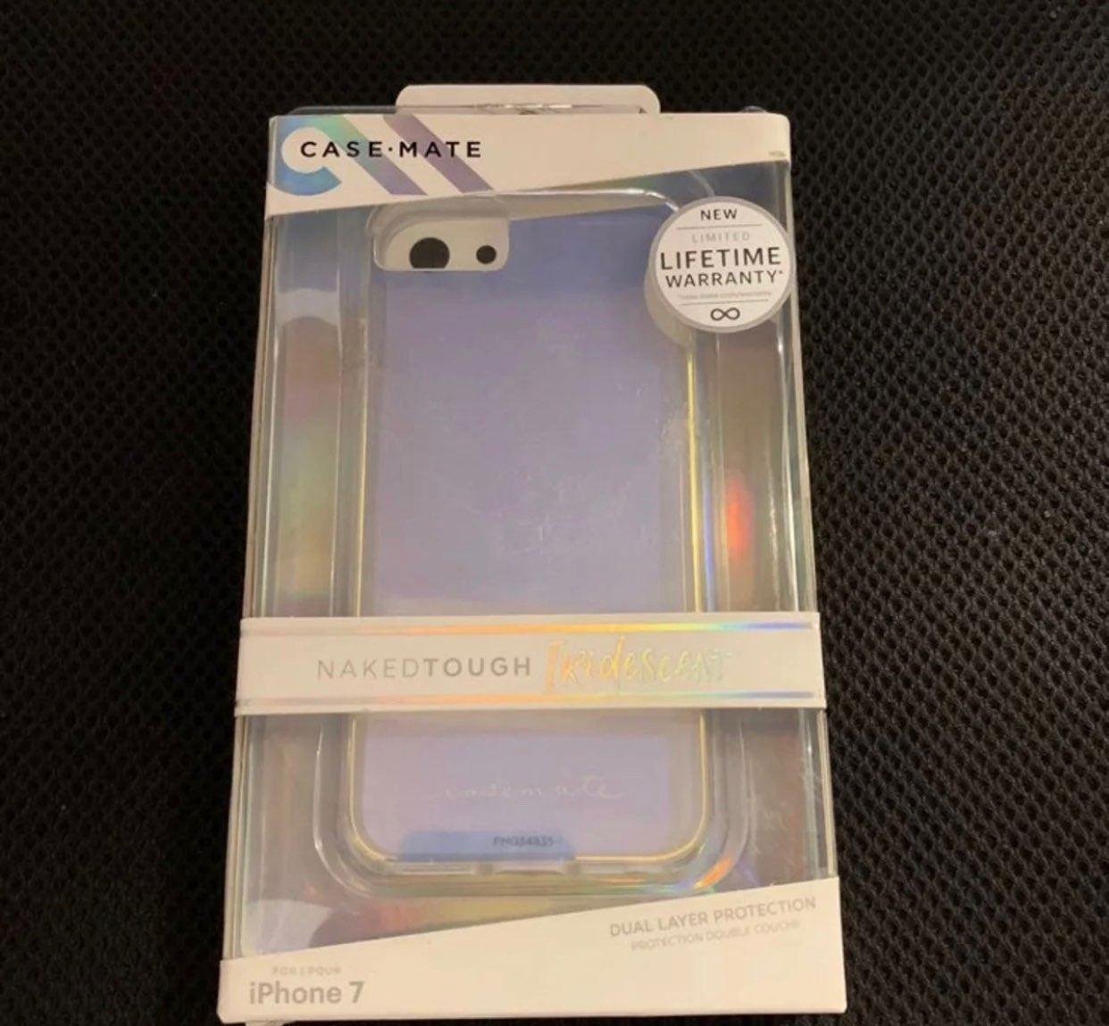 Casemate Naked Iridescent IPhone SE 8 7
