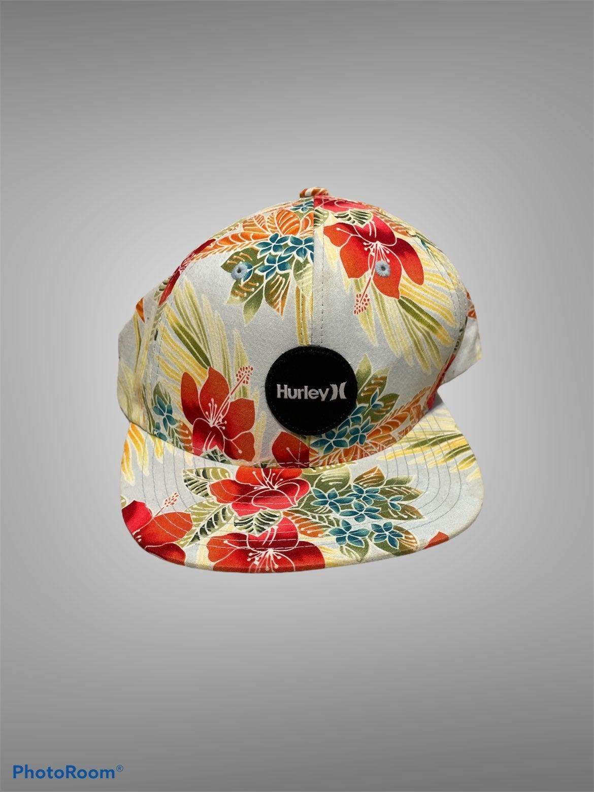 Hurley Floral Snapback