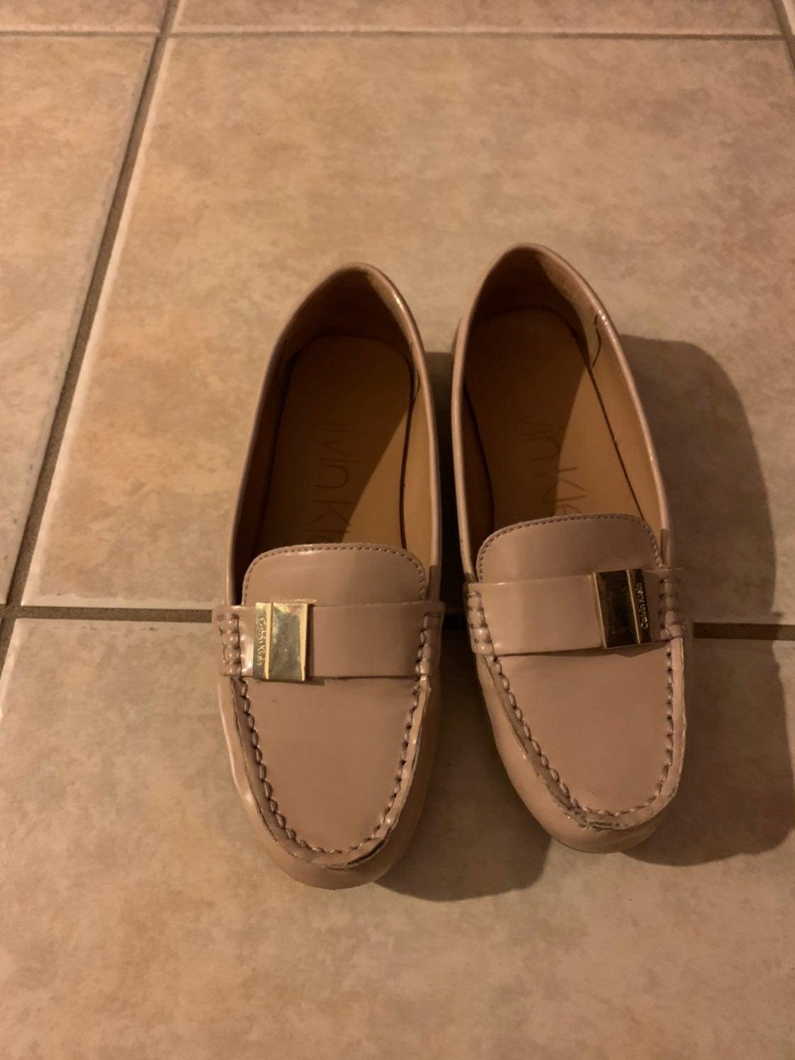 2 Calvin Klein Loafers