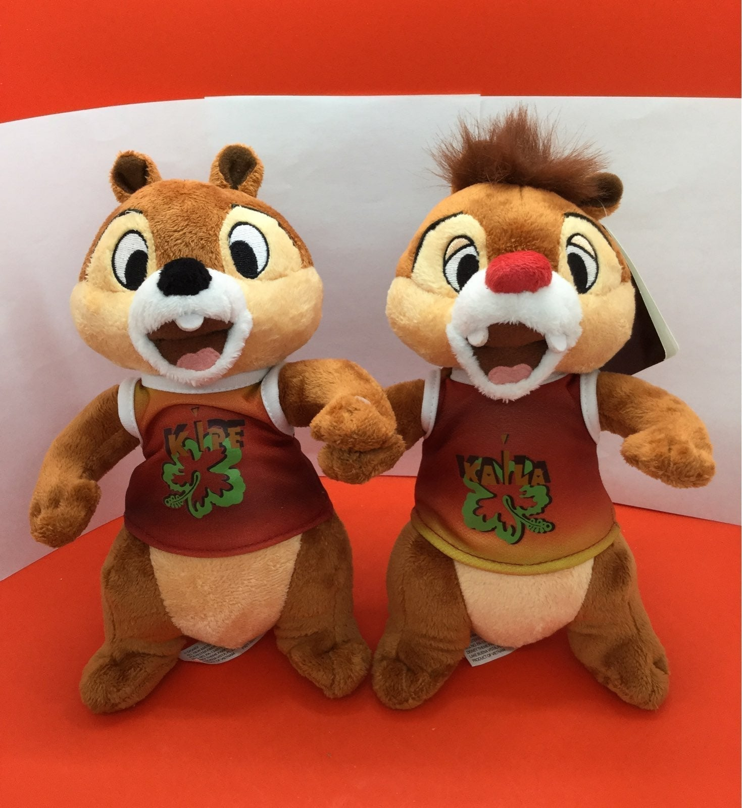 AULANI Chip & Dale Plush