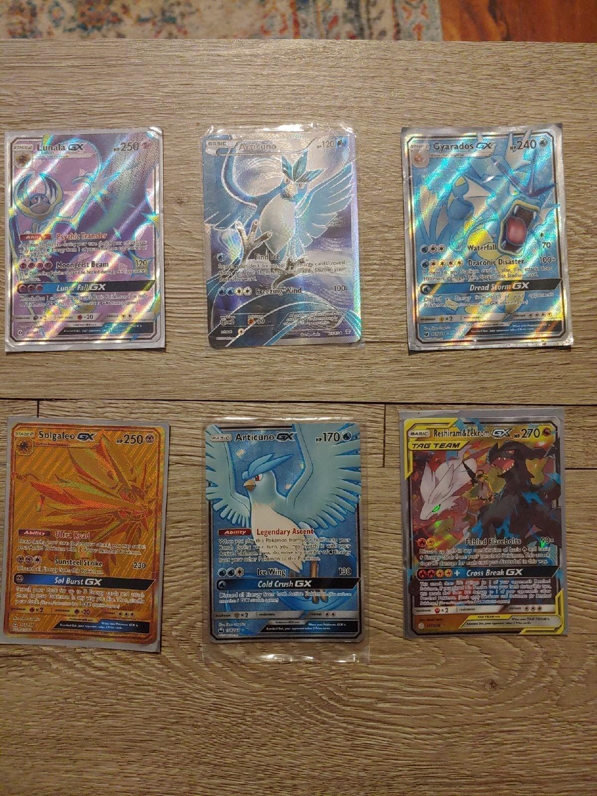 FULL ART Pokemon Card Lot