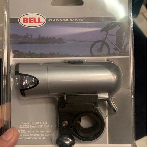 Bell ipulse LED bike torch light