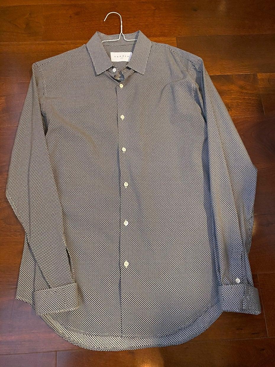 Sandro Men Dress shirt