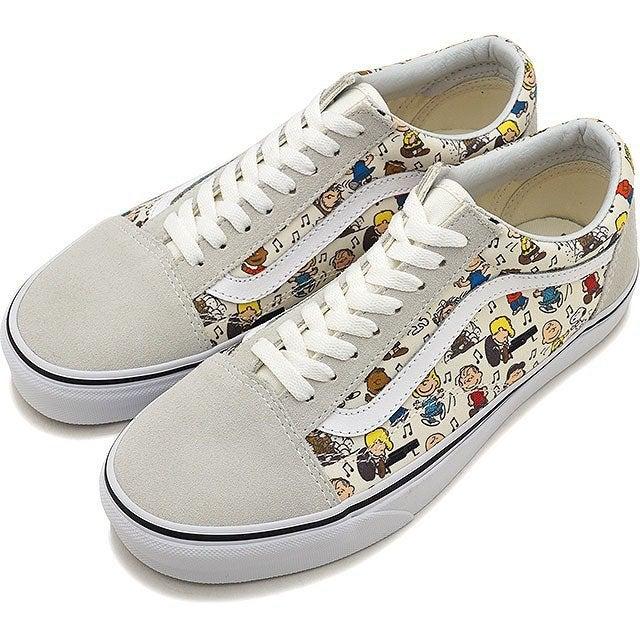 Vans x Peanuts The Gang Sneakers