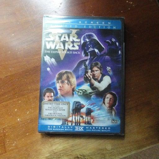 Star Wars V Limited Edition DVD-Unopened