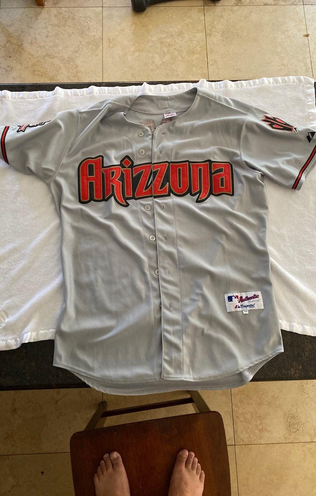 MLB jersey -AZ Diamondbacks Mens 52