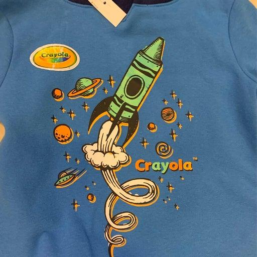 New Crayola hoodie and pants set