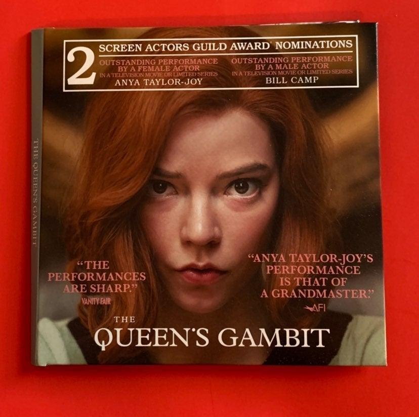 The Queen's Gambit Complete Series DVD