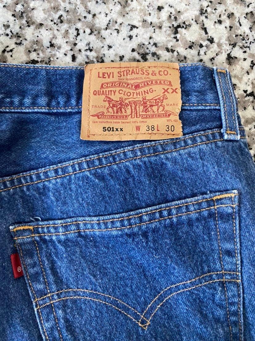 Levi's vintage  Jeans Size 38 by 30