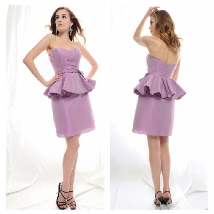 Size 8 Peplum Dress