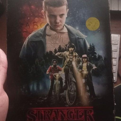 Stranger Things Season 1 DVD BOX Set