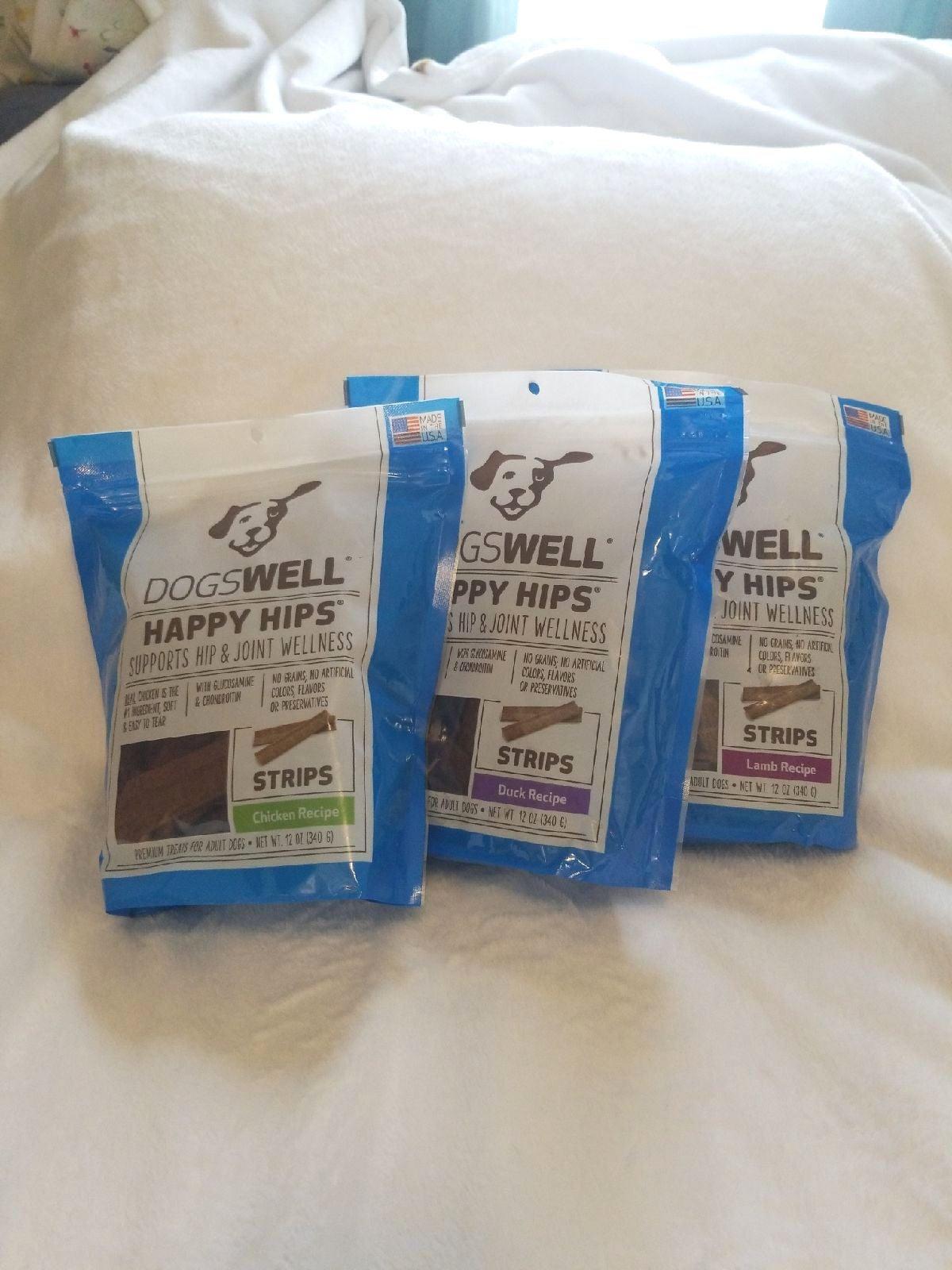 Happy Hips Dog Treats