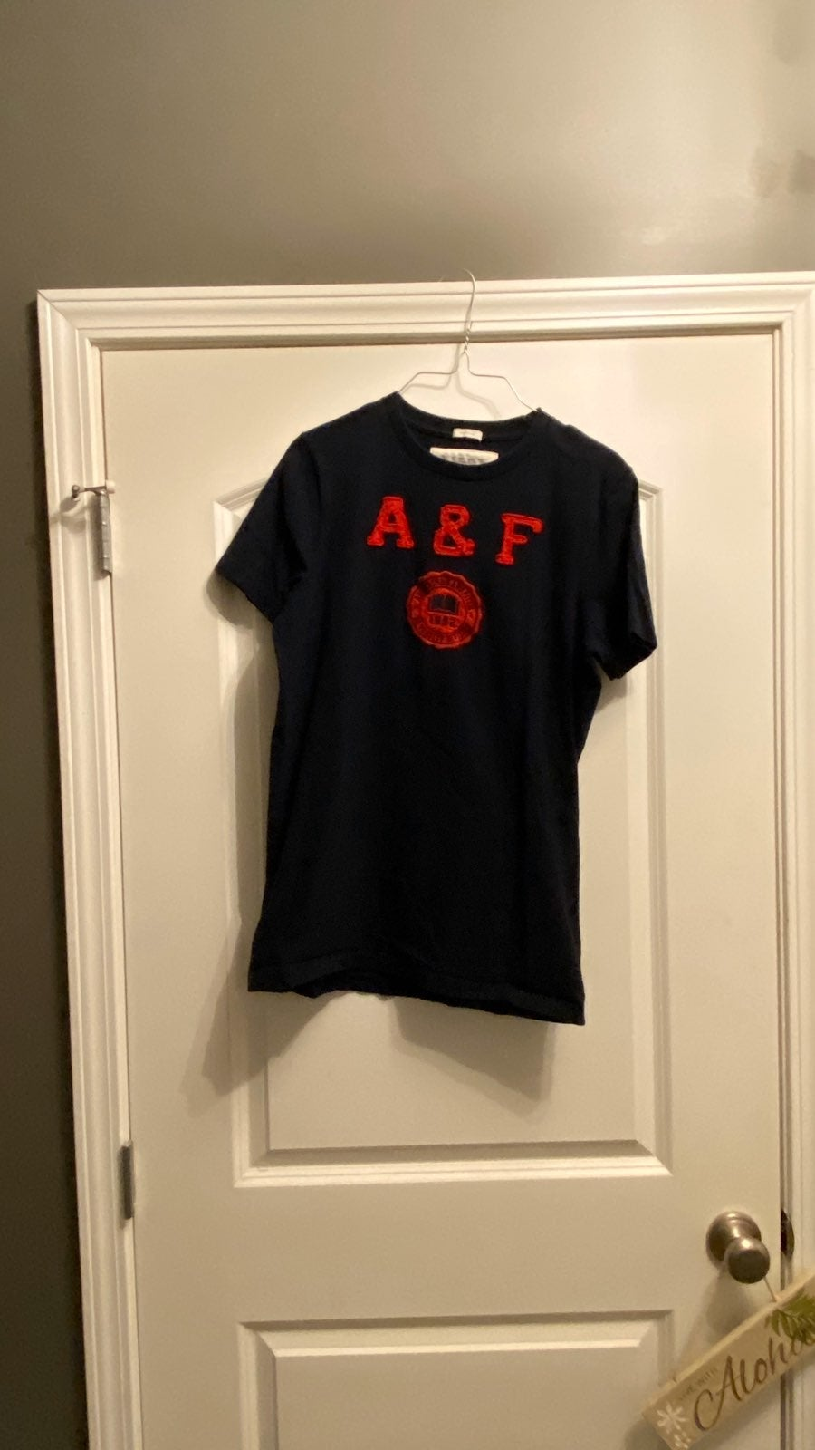 Men's Abercrombie & Fitch shirt