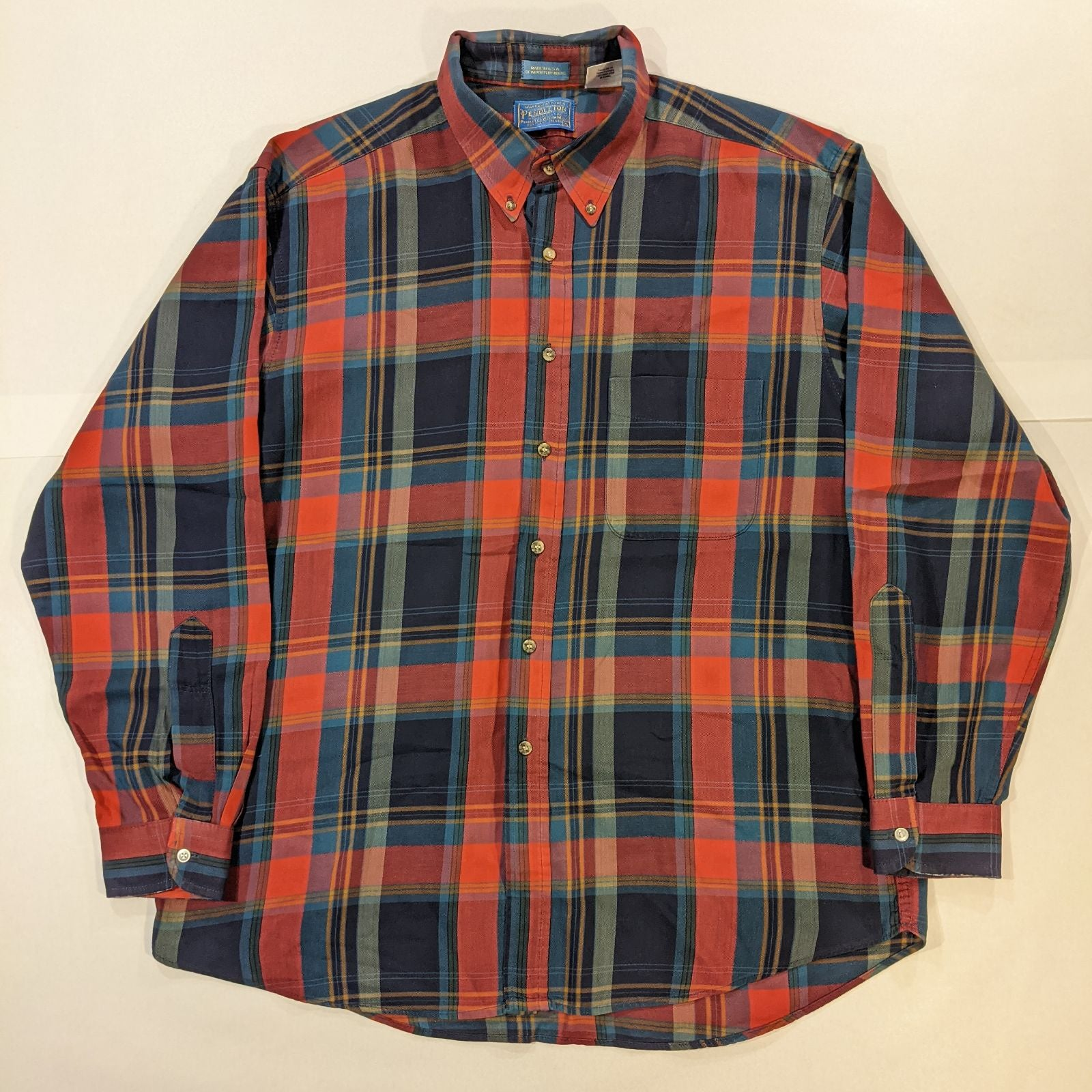 Pendleton flannel shirt XL
