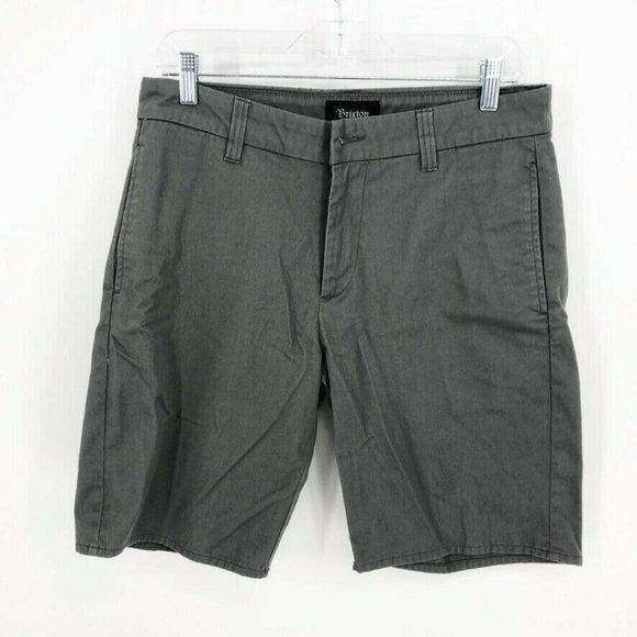 Brixton Carter Slack Short Mens Shorts