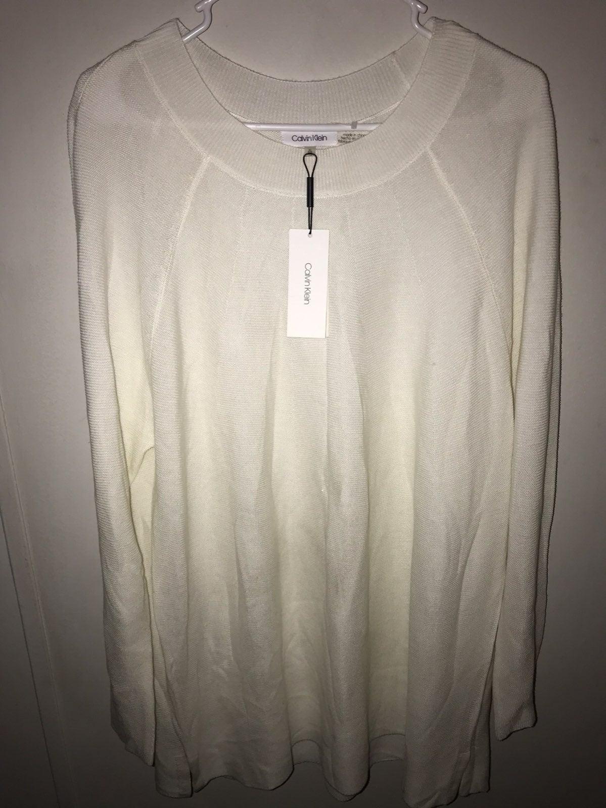 Calvin Klein thin sweatshirt