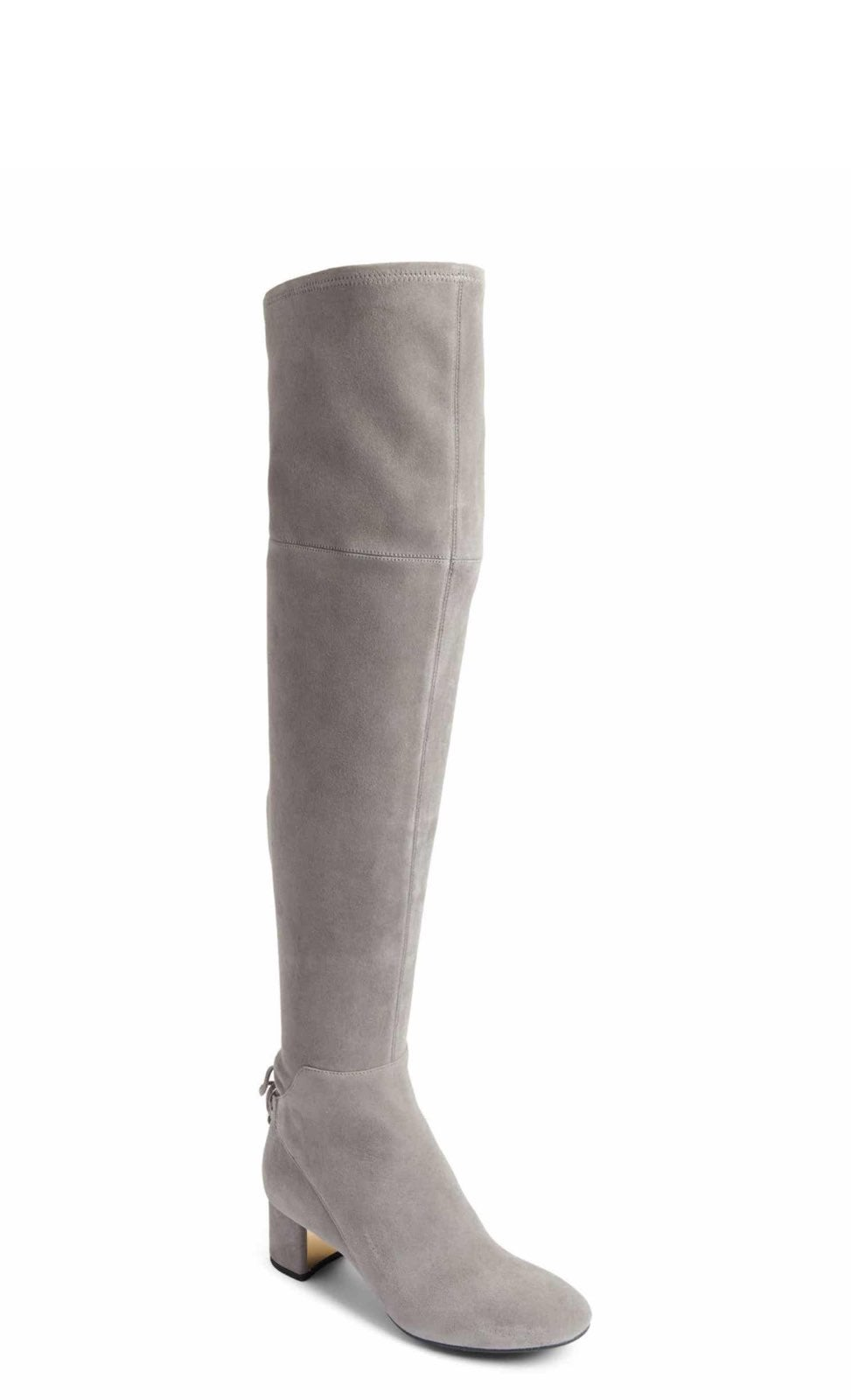 NWOB Tory Burch Over the Knee Grey Boot