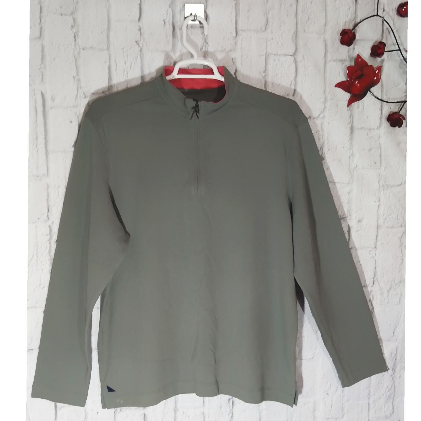 Untuckit 1/4 Zip Pullover Sweatshirt