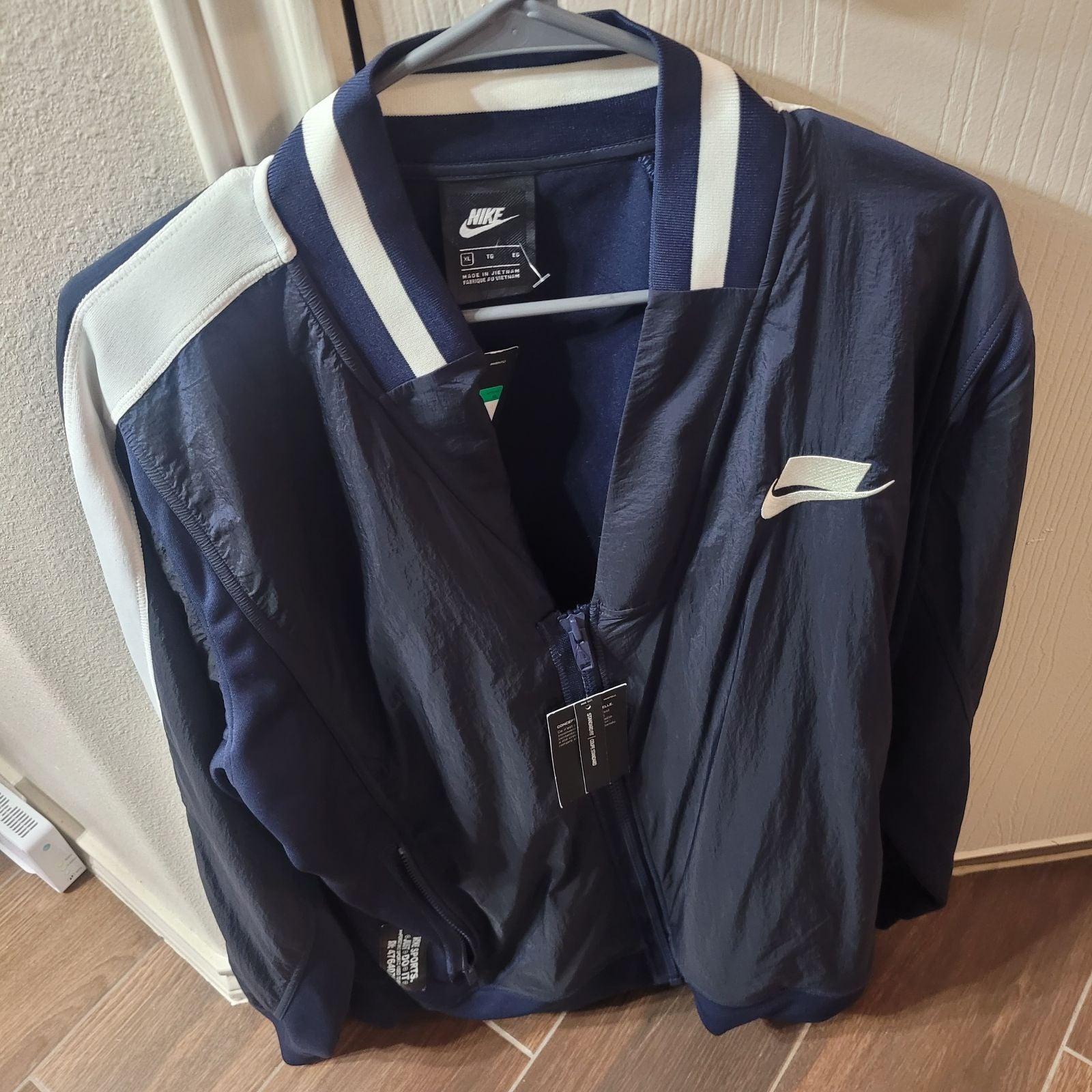 Men Nike Jacket size XL new