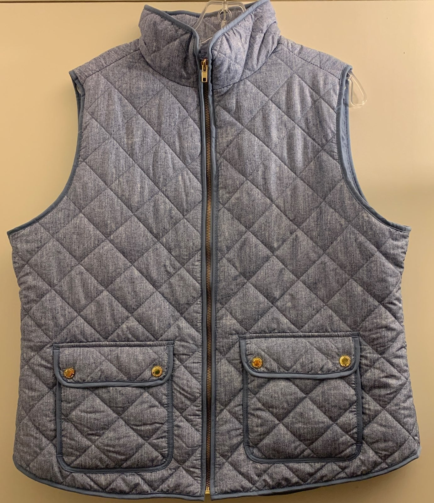 Artisan NY Quilted Vest, Women's Size 1X