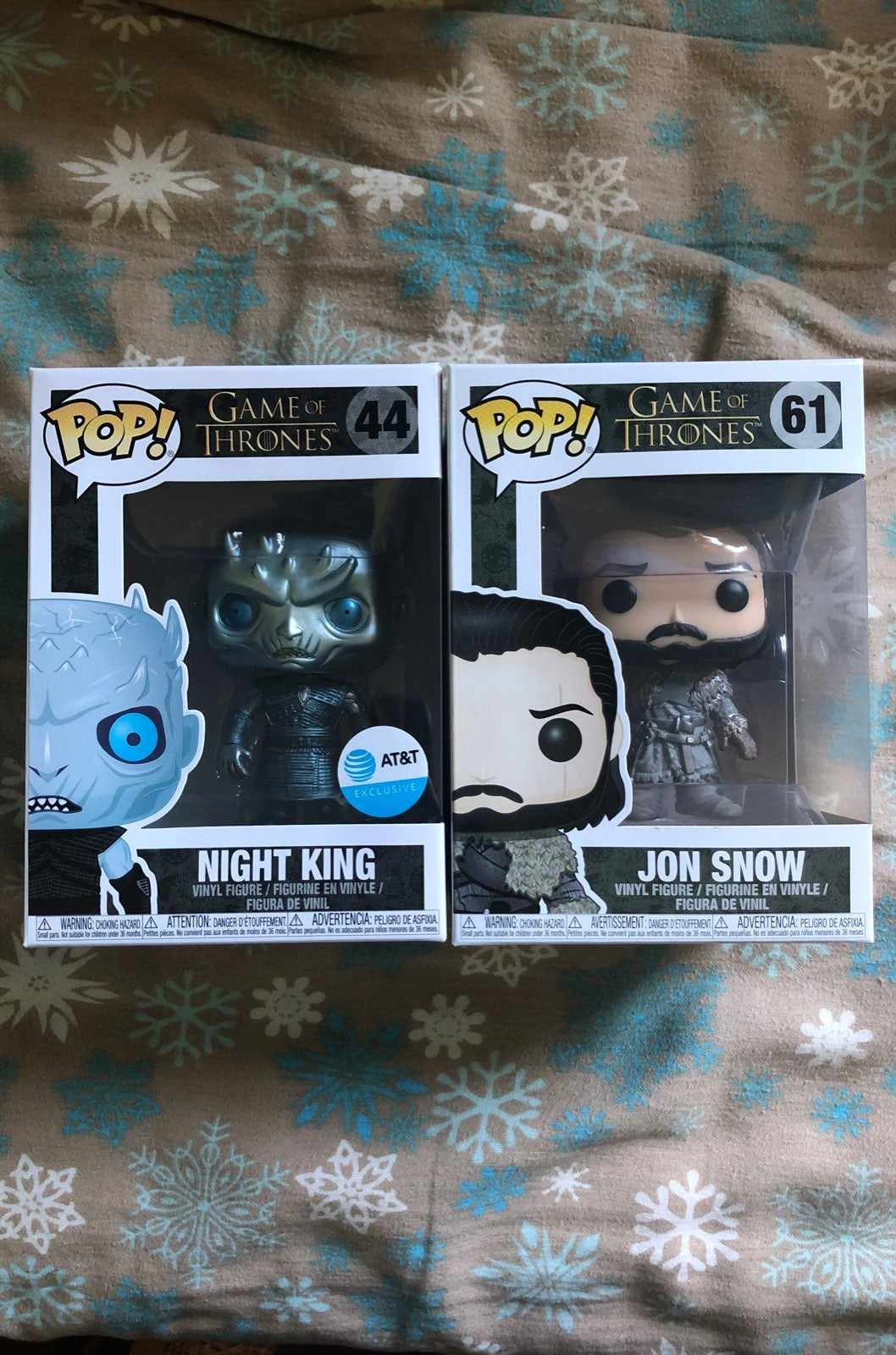 Game of Thrones Funko Pop bundle