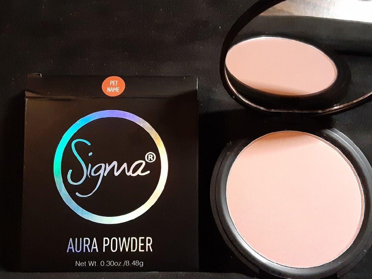 Aura Powder - Face Powder