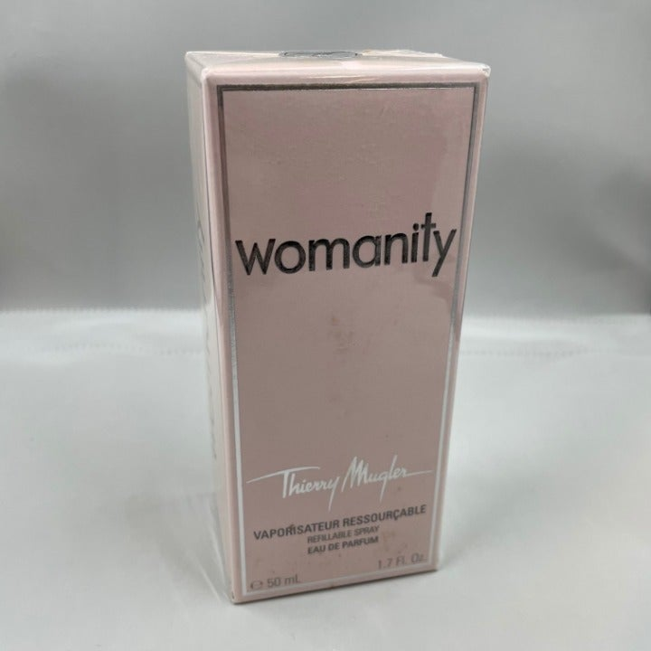 Thierry Mugler Womanity Fragrance 50 ml