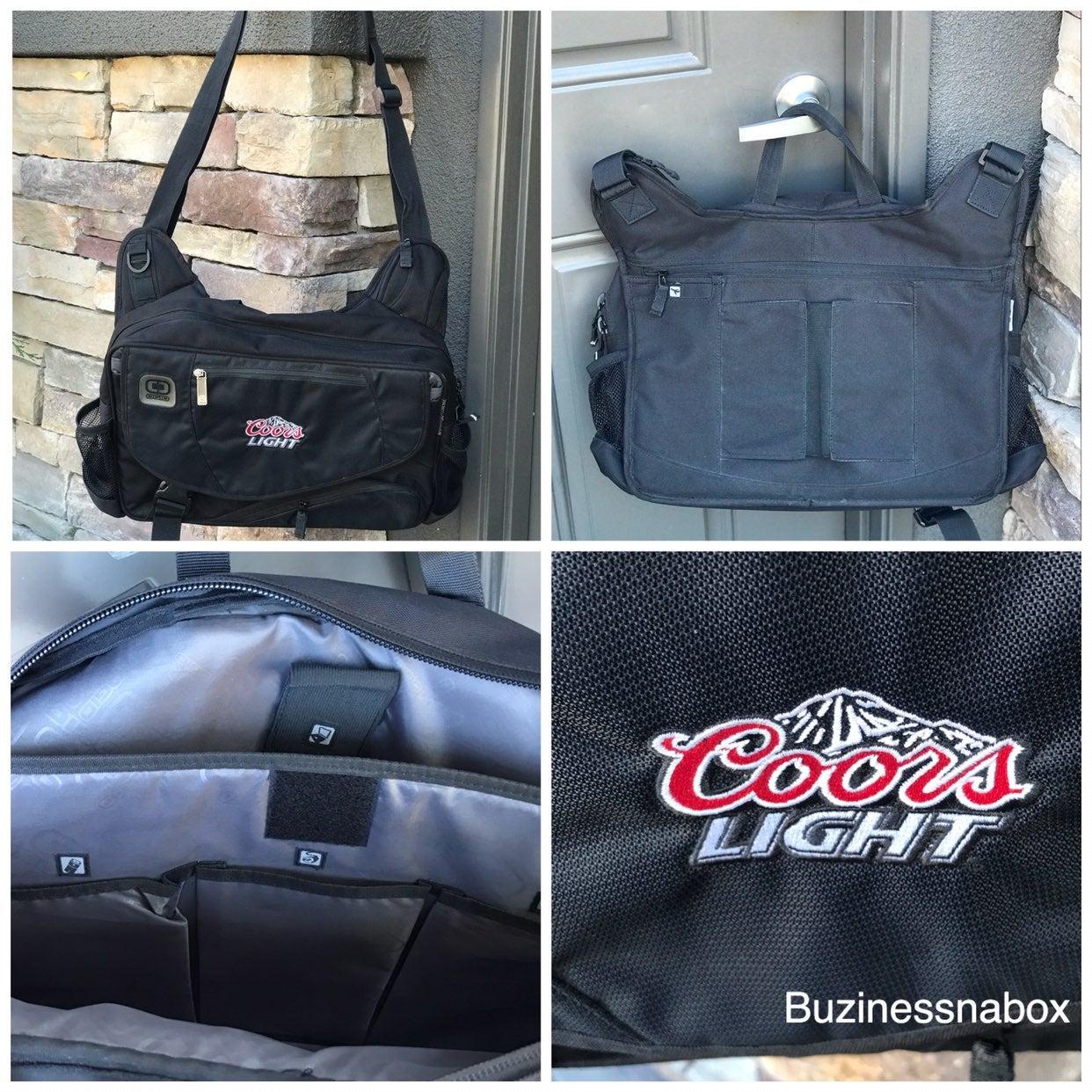 Coors Light Ogio Street Messenger Bag