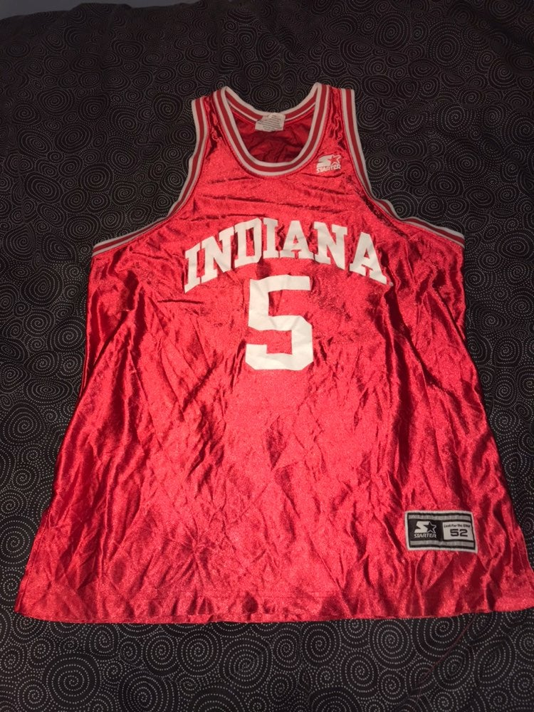 Vintage Indiana Basketball Jersey
