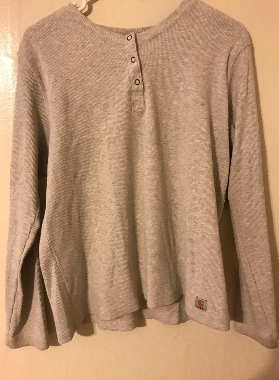 NWOT Women's Carhartt Thermal Shirt