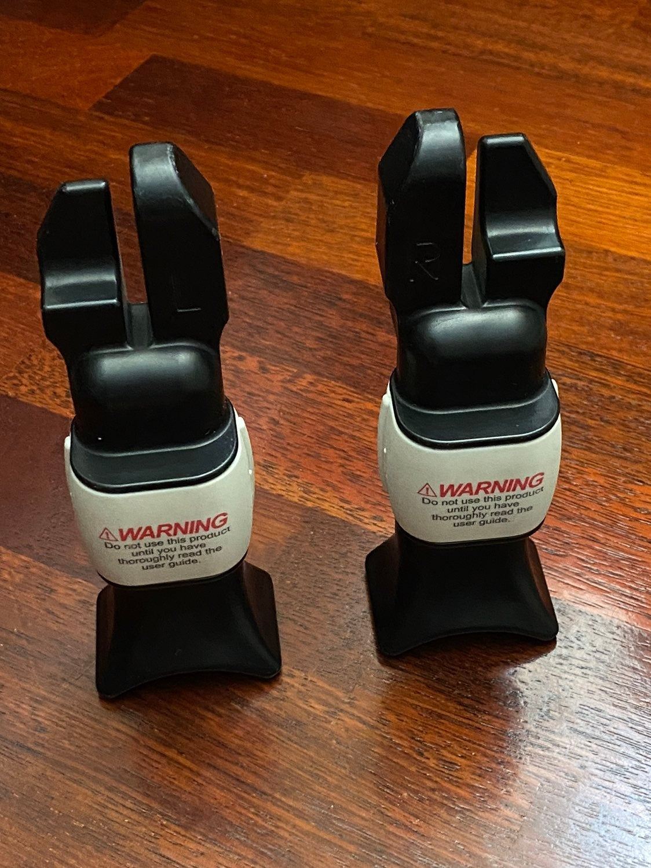 Bugaboo peg perego car seat adapter