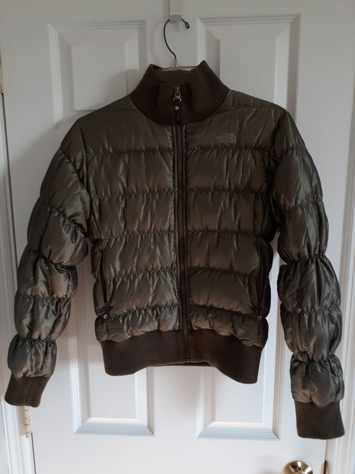 The North Face Goose Down Puffer Jacket