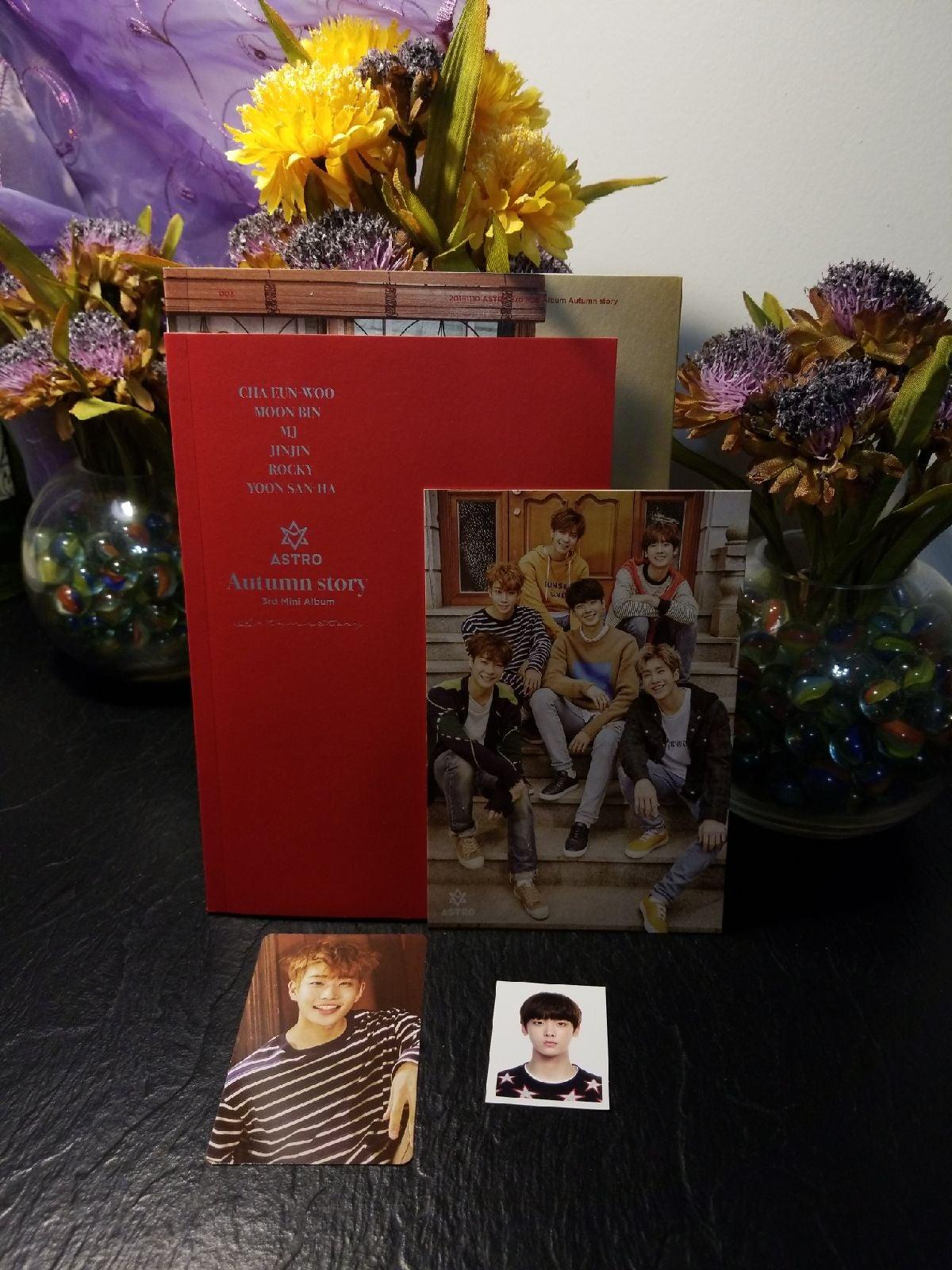 Astro Autumn Story album