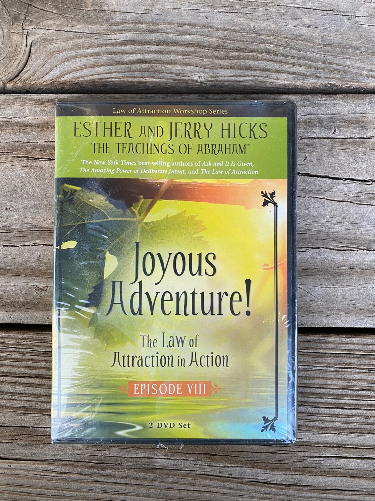 Joyous Adventure by Esther & Jerry Hicks