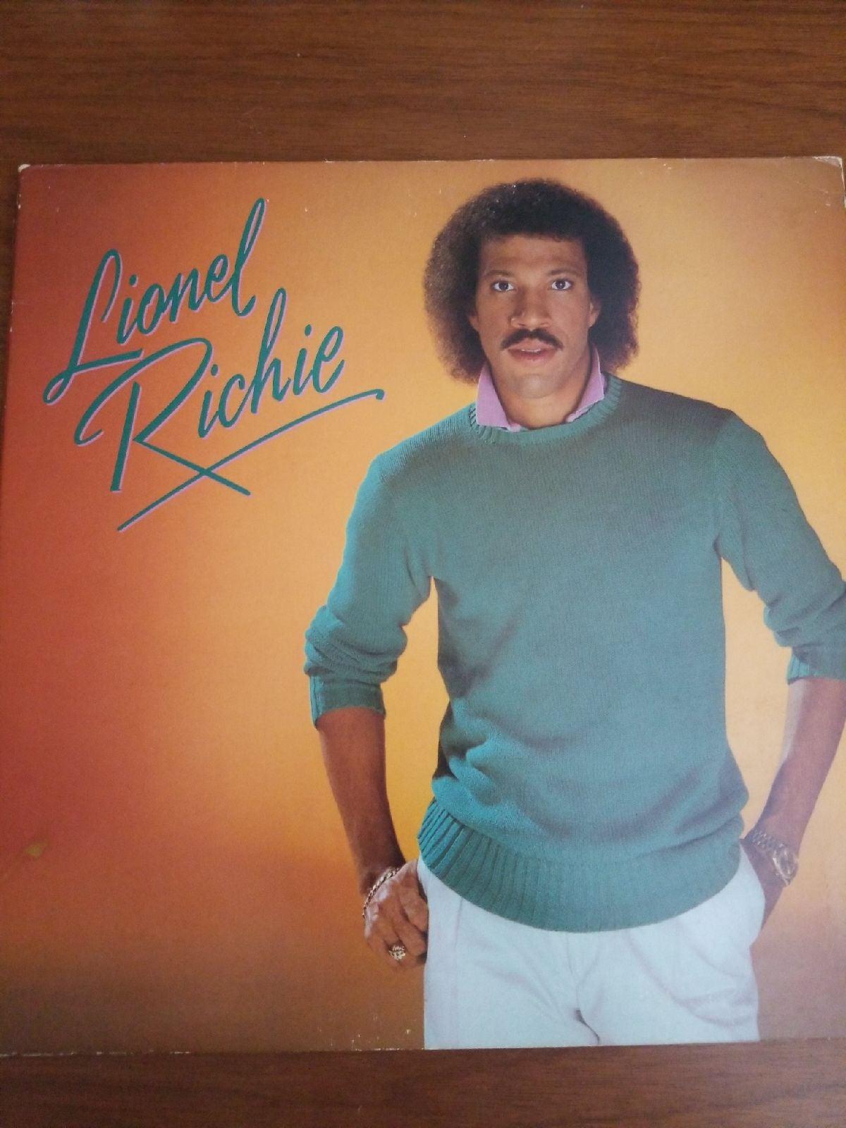 Lionel Richie record album