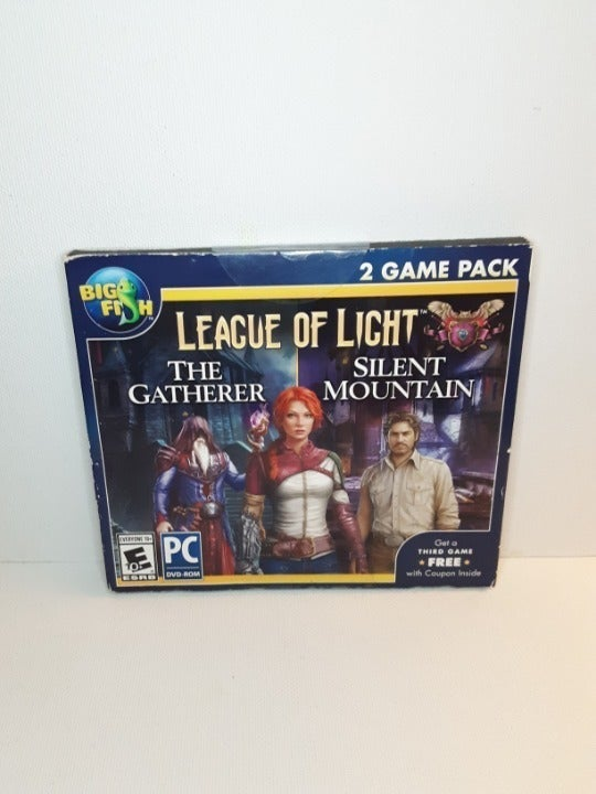 League of Light 2-Game Pack - Big Fish