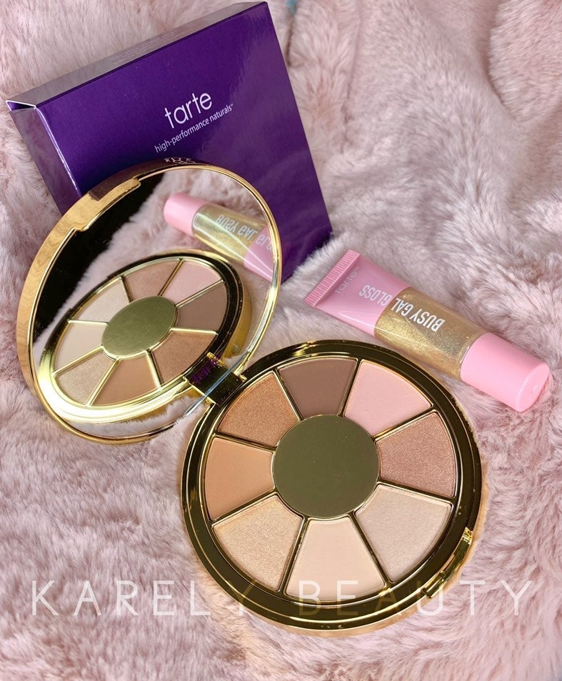 TARTE Be You Naturally Eyeshadow & gloss