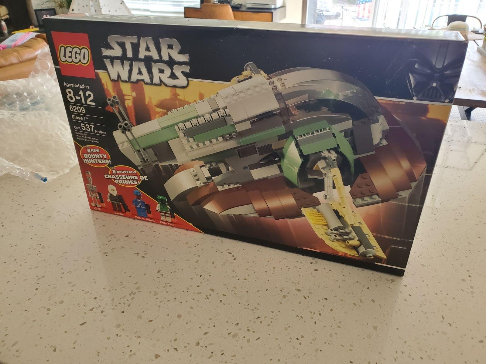 Lego Star Wars 6209