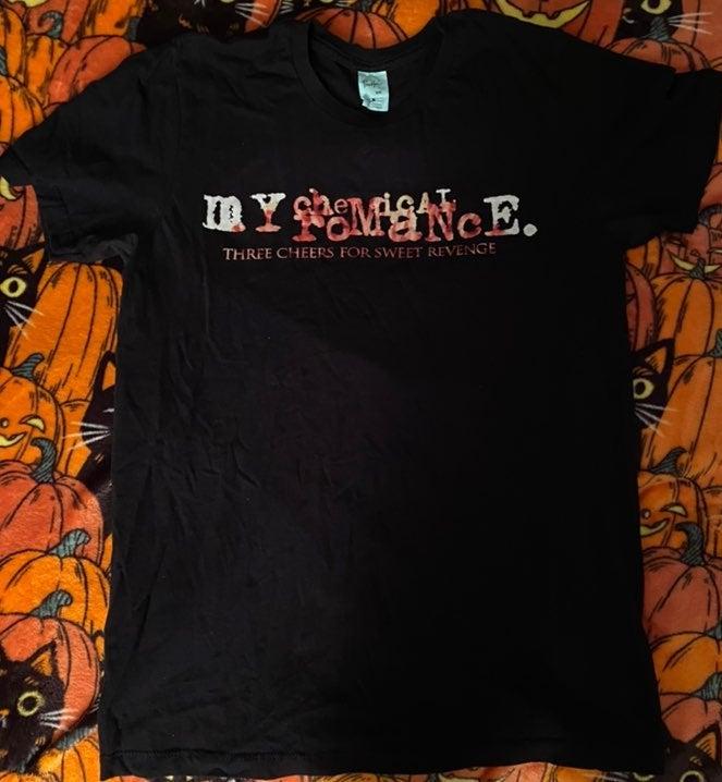 My Chemical Romance Three Cheers T-Shirt