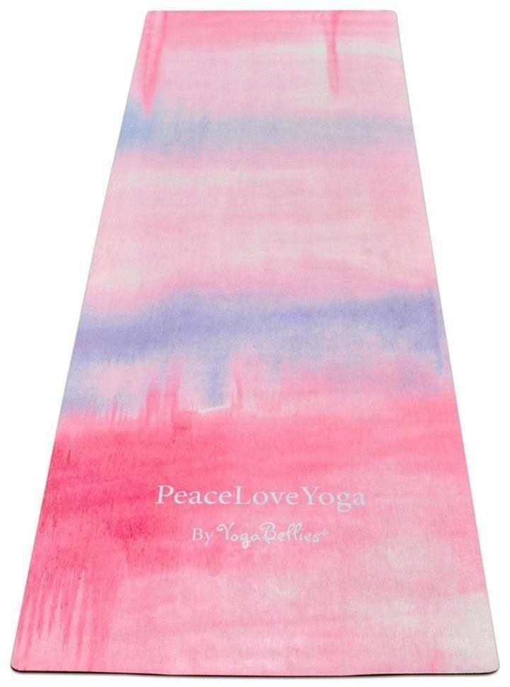 Peace Love Yoga Mat