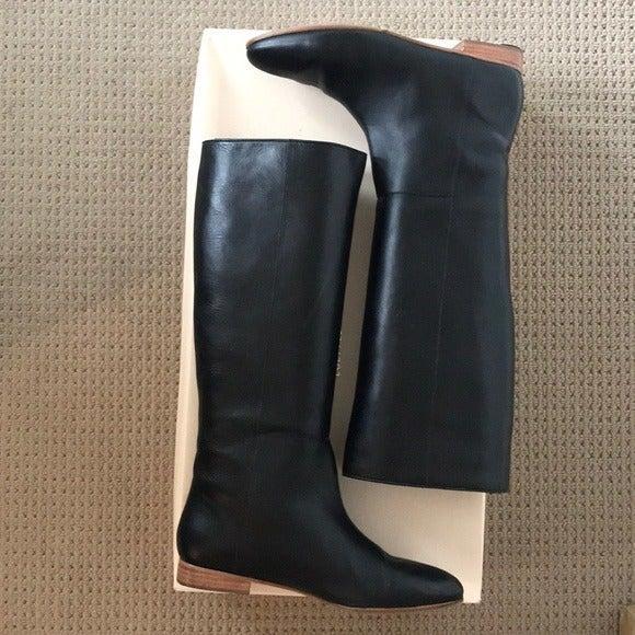 Loeffler Randall 8 Flat Knee-High Boots